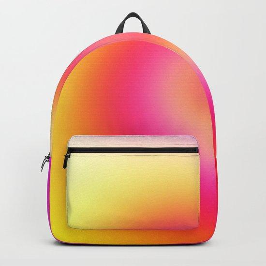 Spiral Of Color Backpack