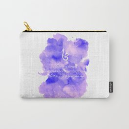 Take my Strength Carry-All Pouch
