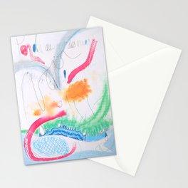 Paroles portées par le vent, 4. Un petit poisson, un petit oiseau. Stationery Cards
