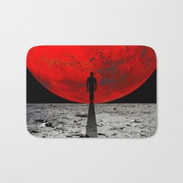 HOMESICKNESS Bath Mat