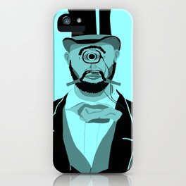 The Greatest Mustache Unknown to Man iPhone Case