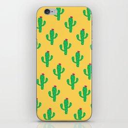 Pattern #13 B: Cactus iPhone Skin