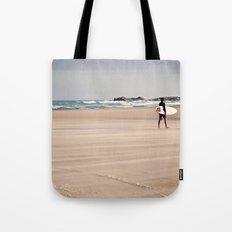 Brazilian Surfer  Tote Bag