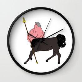 Centaur Wall Clock
