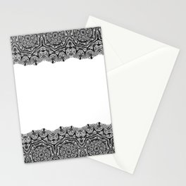 Lacework Stationery Cards