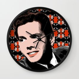"""Classic Queens - Ricky Ricardo """"I Love Lucy"""" Wall Clock"""