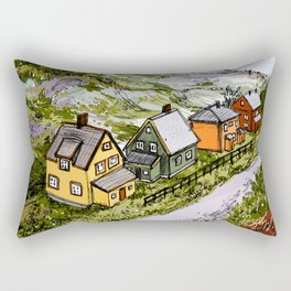 Little dream Rectangular Pillow