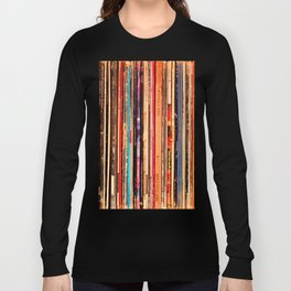 Vinyl Long Sleeve T-shirt