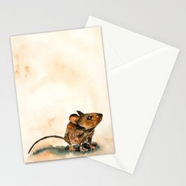 MOUSE#1 Stationery Cards