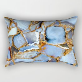 Coffee, Cream and Crystals Please Rectangular Pillow