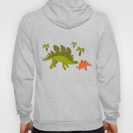 Dinos - Mom and baby Hoody