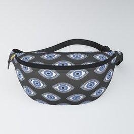 Greek Blue Eye Fanny Pack