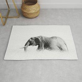 Elephant High Key Rug