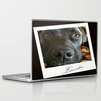 louis Laptop & iPad Skins featuring Louis online by Laake-Photos