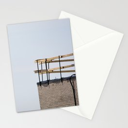 Scaffolding. Stationery Cards