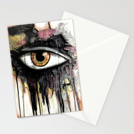 War Paint 1 Stationery Cards