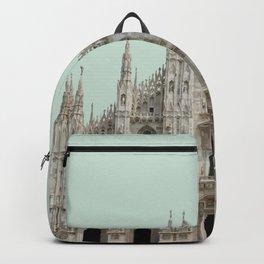 Duomo di Milano, Milan Travel Artwork Backpack