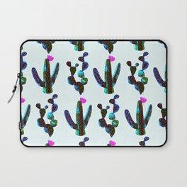 cacti watercolor Laptop Sleeve