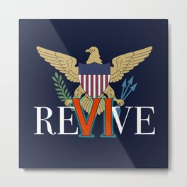 Revive the VI Metal Print