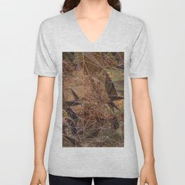 earthy structure Unisex V-Neck