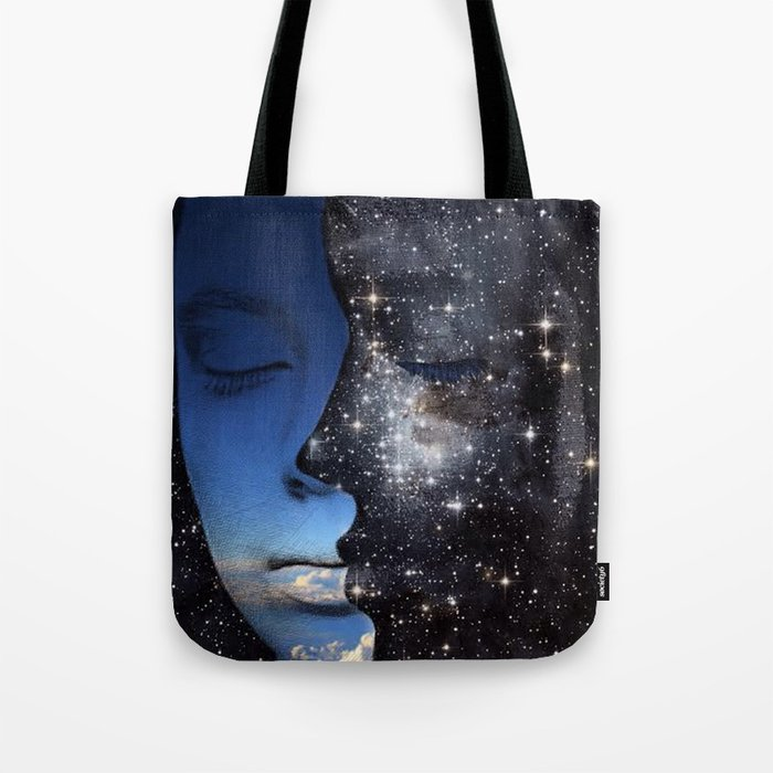 One thousand days and one night Tote Bag by mosriera