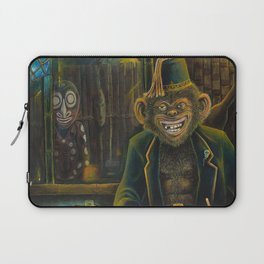 Lester Dines At The Mai Kai Laptop Sleeve