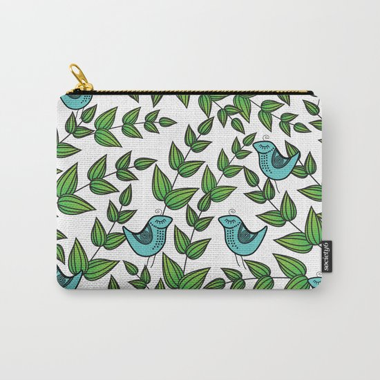 Pattern P Carry-All Pouch
