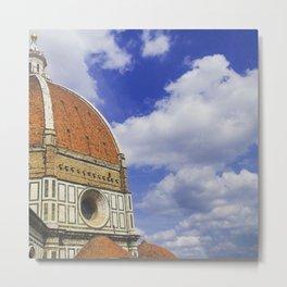 Duomo's Cupola - Florence Metal Print