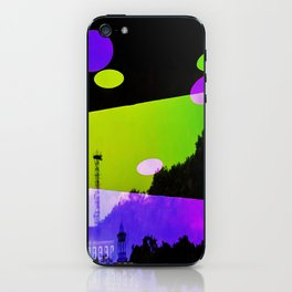 An Altered View of NYC iPhone Skin
