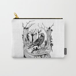 The Black Crow Carry-All Pouch