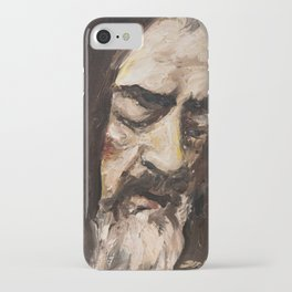 Holy Face of Holiness. St Pio of Pietrelcina iPhone Case
