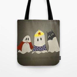 Ghost Cosplay Tote Bag