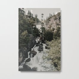 Yosemite NP |  Fine Art Travel Photography Metal Print