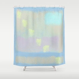LIGHTNESS #12 Shower Curtain
