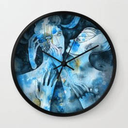 One So Young Wall Clock