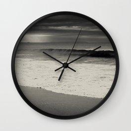 Storm Rising Wall Clock