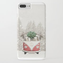 ALPACA ALPACA ALPACA - NEVER STOP EXPLORING - X-MAS iPhone Case