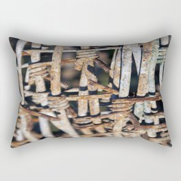Miradas ocultas Rectangular Pillow