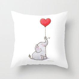 Hope Floats Throw Pillow
