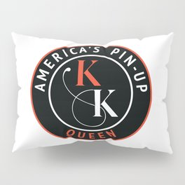 America's Pin-Up Queen Pillow Sham