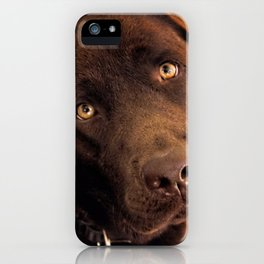 Benji iPhone Case
