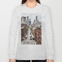 New york City USA Long Sleeve T-shirt