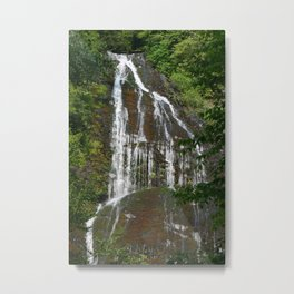 Mingo Falls Metal Print
