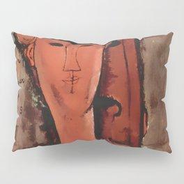 """Amedeo Modigliani """"Madame Pompadour"""" Pillow Sham"""