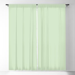 ECHO OF SPRING powder pastel solid color Blackout Curtain
