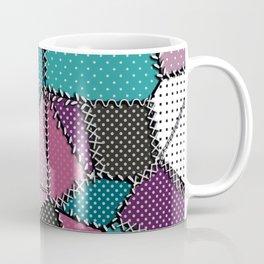 Country patchwork Coffee Mug