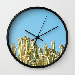 stay away Wall Clock
