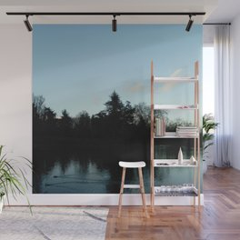 Nature, landscape and twilight 4 Wall Mural