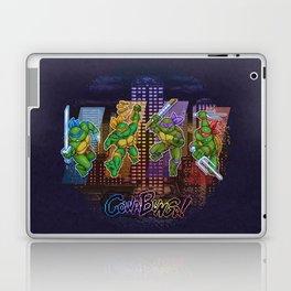 Ninja Teen Turtle Mutants xstat Laptop & iPad Skin