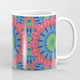 MANDALA FEATHERSPRINT Coffee Mug